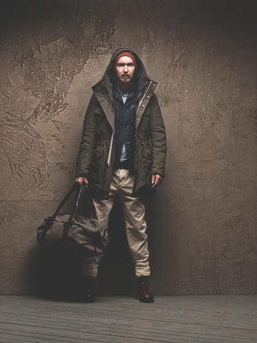 Российская марка Grunge John Orchestra. Explosion представила превью новой коллекции. Изображение № 11.