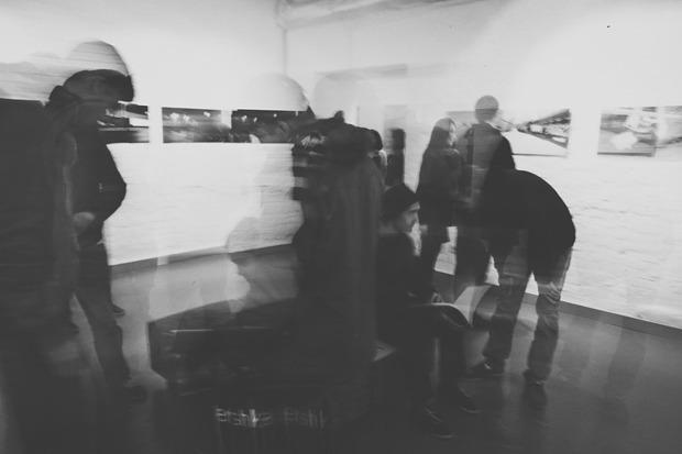 Фоторепортаж: Презентация книги о трэйн-бомберах «Ghost in the Machine». Изображение № 12.