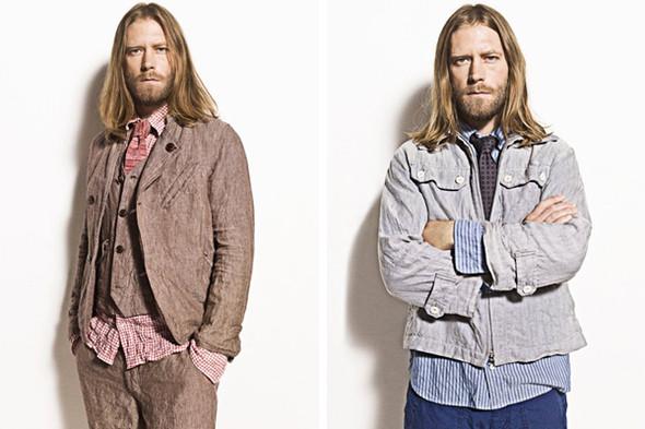 Изображение 16. Дай пять: Александр Решетилов о марках мужской одежды.. Изображение № 8.
