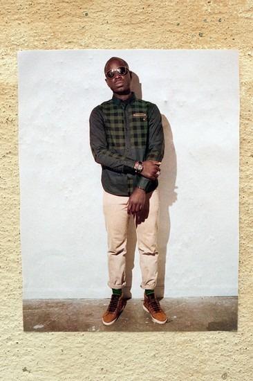Американский ритейлер Вodega опубликовал лукбук осенней коллекции одежды. Изображение № 12.
