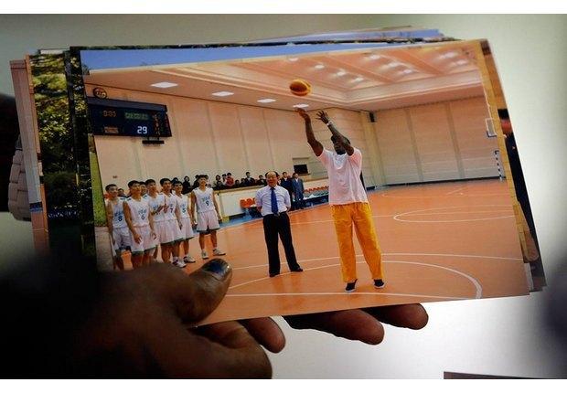 Деннис Родман станет тренером сборной КНДР по баскетболу. Изображение № 2.