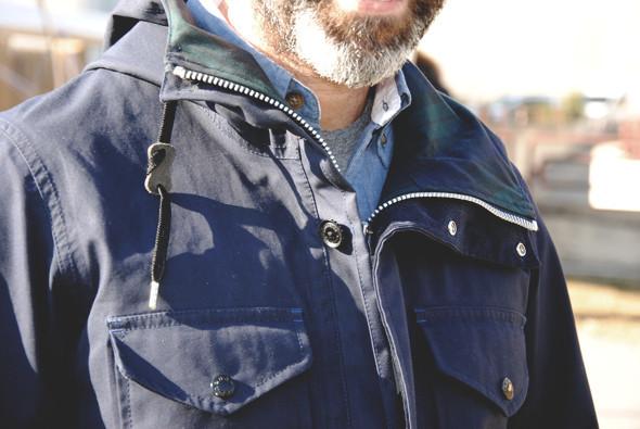 Детали: Репортаж с выставки мужской одежды Pitti Uomo. День первый. Изображение № 25.