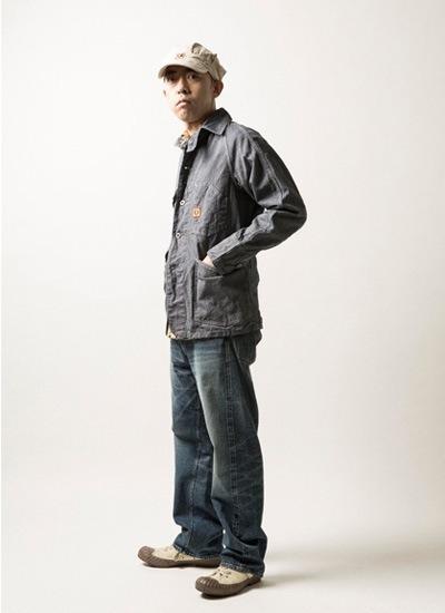 Японская марка Human Made опубликовала второй осенний лукбук. Изображение № 8.