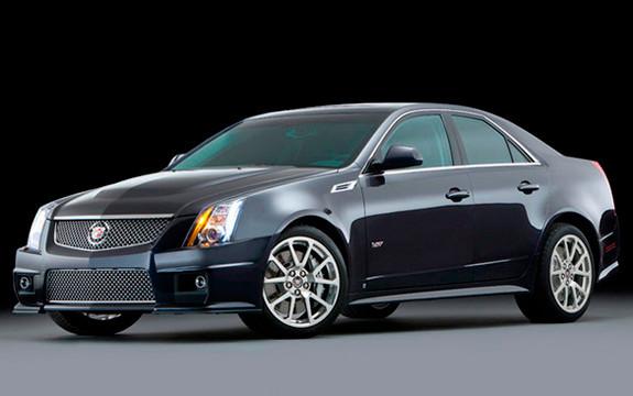 Cadillac CTS. Изображение № 1.