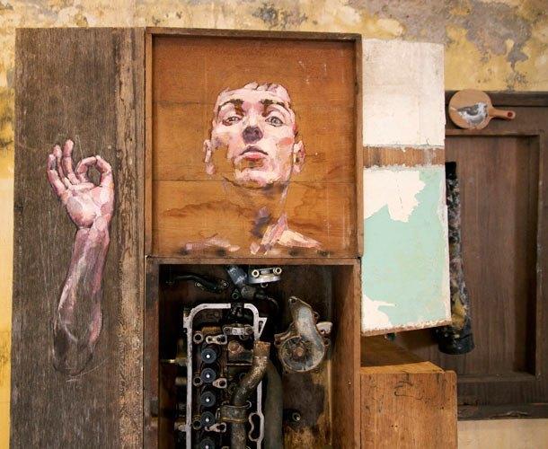 Граффити-художник из Литвы выпустил фильм об уличном искусстве в Малайзии. Изображение № 6.