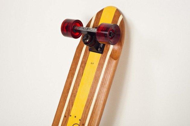Марка Side Project Skateboards вместе с Jamboree Store представила винтажные скейтборды. Изображение № 6.