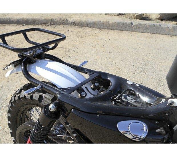 Мастерская Burly Brand представила скрэмблер на основе Harley-Davidson Sportster. Изображение № 6.