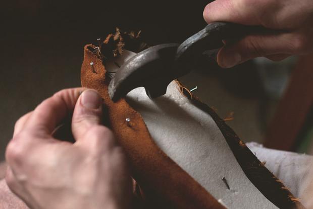 Обувь своими руками: Как сделать ботинки мечты в домашних условиях. Изображение № 15.