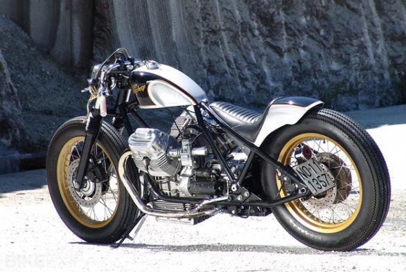 10 лучших мотоциклов года по версии сайта Bike Exif. Изображение № 8.