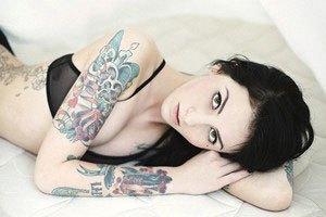 Как татуировки стали частью массовой культуры: Все статьи FURFUR о новых стилях и героях. Изображение № 22.