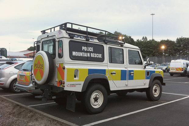 Полицейский беспредел: Самые навороченные авто на службе полиции разных стран. Изображение № 11.