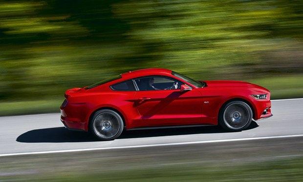 Первый экземпляр обновленного Ford Mustang продадут на аукционе . Изображение № 7.