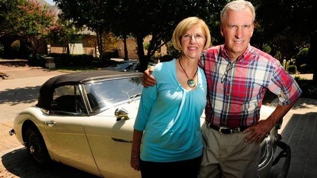 Американец вернул свой угнанный автомобиль спустя сорок два года. Изображение № 1.