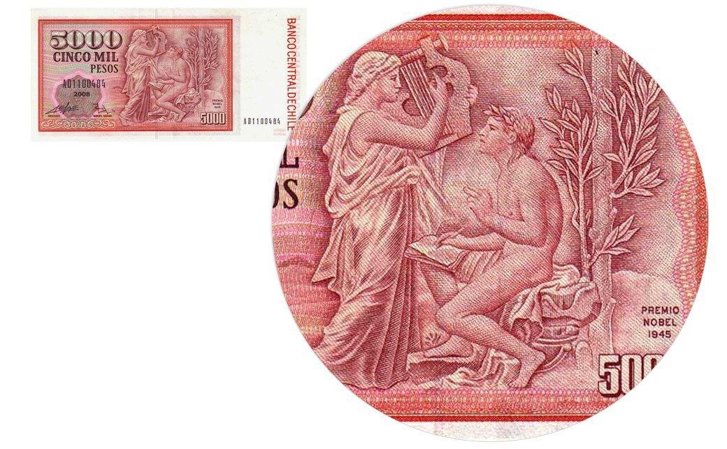 Без купюр: Непристойные изображения на банкнотах разных стран. Изображение № 5.