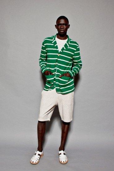 Марка YMC опубликовала лукбук весенней коллекции одежды. Изображение № 7.