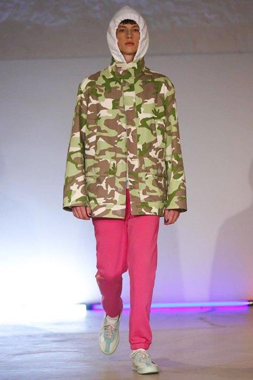 Гоша Рубчинский показал новую коллекцию на Неделе моды в Париже. Изображение № 14.