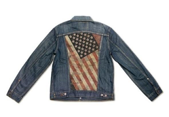 Изображение 10. Вышла коллекция джинсовых курток Levis x MoCA.. Изображение № 1.
