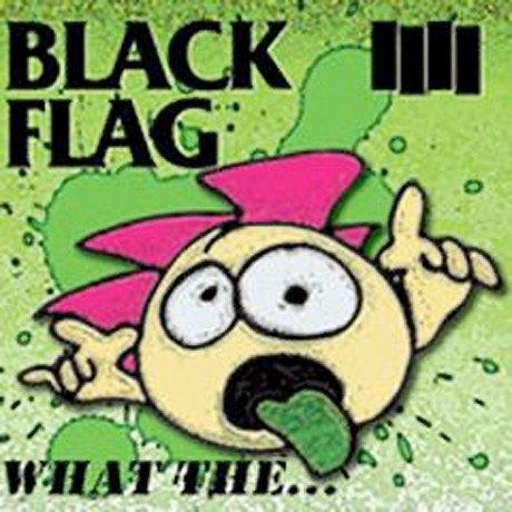Black Flag опубликовали обложку и треклист нового альбома. Изображение № 1.