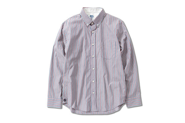 Марка Stussy представила осеннюю коллекцию одежды. Изображение № 6.