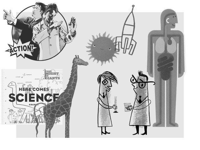 Физики шутят: 5 примеров сатирических медиа о науке. Изображение № 7.