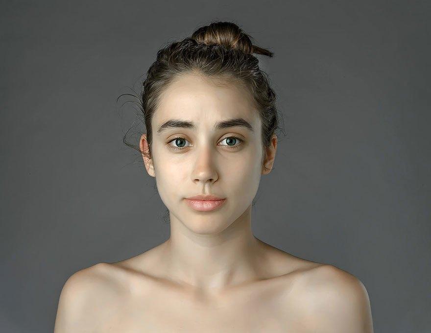 Как отличаются стандарты женской красоты в разных странах . Изображение № 7.