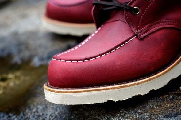 Новая модель обуви дизайнера Ронни Фига и марки Chippewa. Изображение № 2.