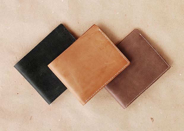 Московская марка бабочек и галстуков Chehov выпустила коллекцию кожаных изделий. Изображение № 4.