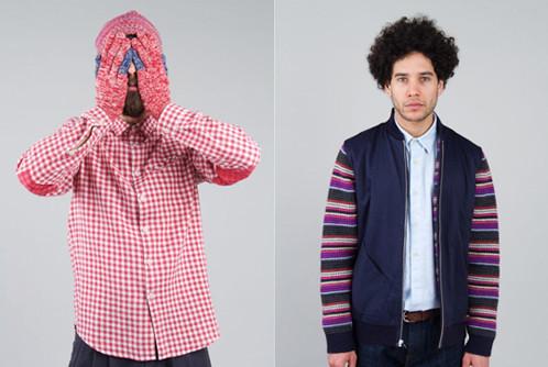Шотландская марка Folk выпустила осеннюю коллекцию одежды. Изображение № 6.