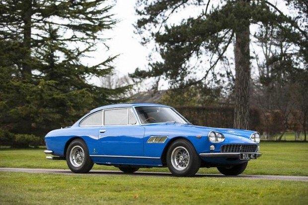 Первый автомобиль Джона Леннона уйдет с молотка. Изображение № 2.