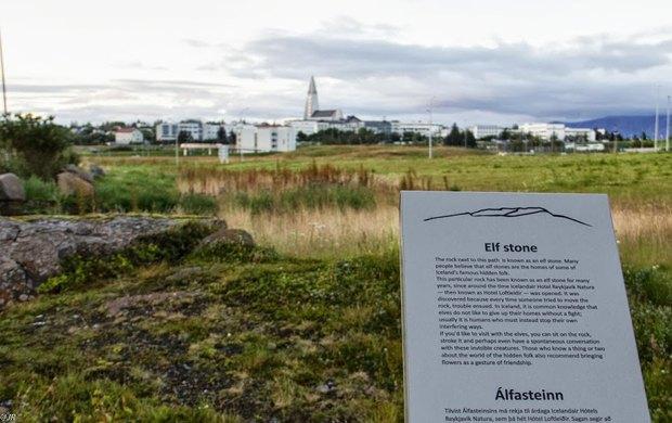 Исландские защитники эльфов помешали строительству президентской трассы. Изображение № 1.