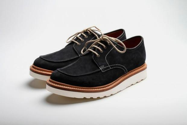 Марка Grenson выпустила осеннюю коллекцию обуви. Изображение № 3.
