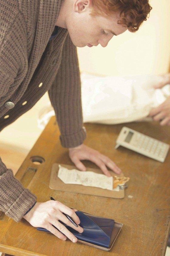 Марка Head Porter Plus опубликовала лукбук новой коллекции. Изображение № 7.