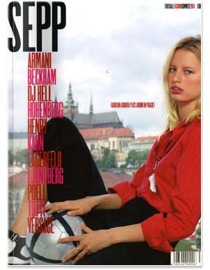 Журнал Sepp, 2-й выпуск. Изображение № 3.