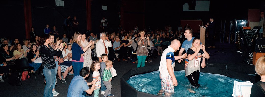 «Время танцевать»: Чем богослужение похоже на вечеринку. Изображение № 12.