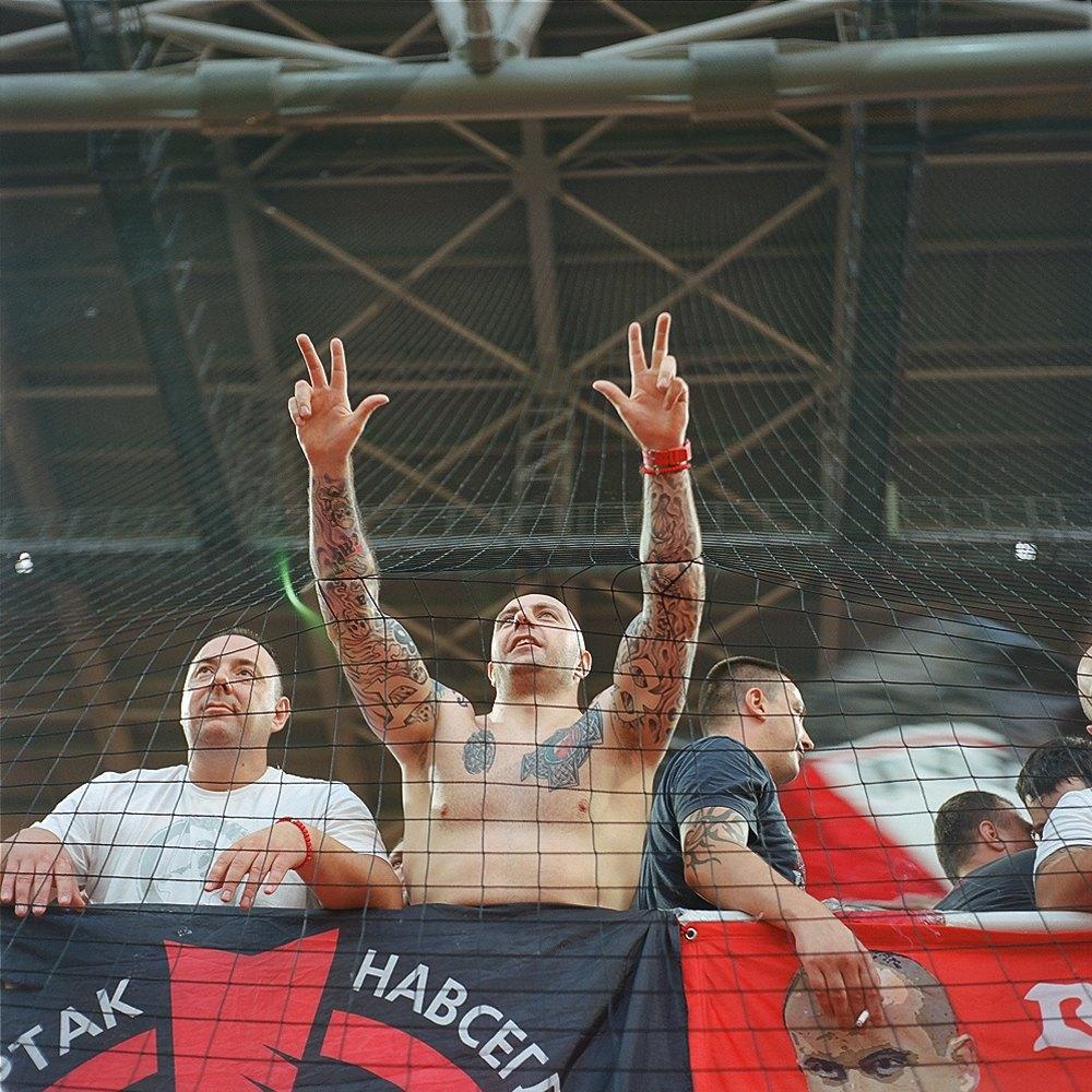 Фоторепортаж: Матч открытия нового стадиона «Спартака». Изображение № 11.