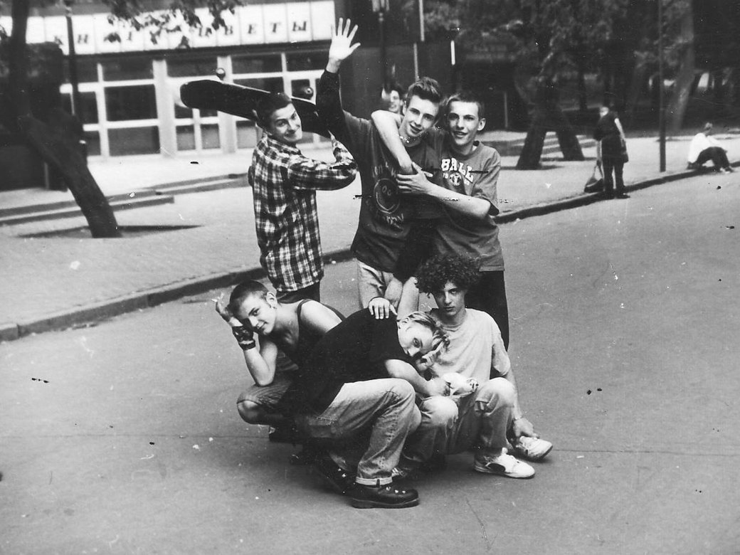 Скейтбординг после перестройки: Интервью с Денисом Мархасиным. Изображение № 4.