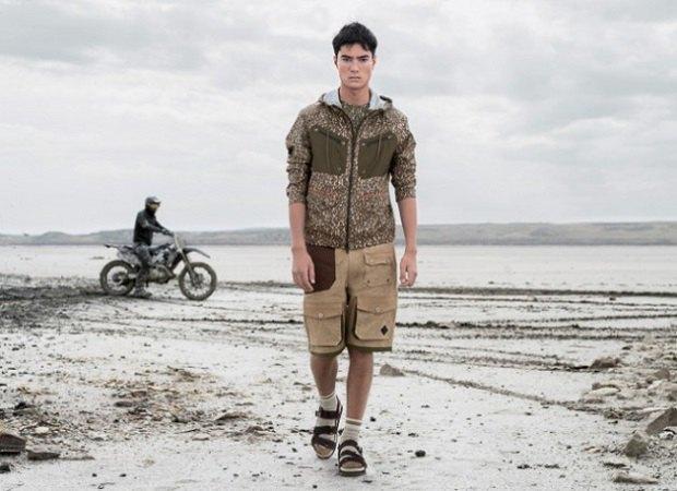 Марки Moncler и White Mountaineering анонсировали новую коллекцию одежды. Изображение № 1.