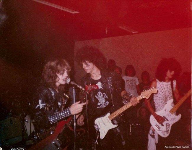 В сети появились архивные фотографии Sepultura. Изображение № 8.