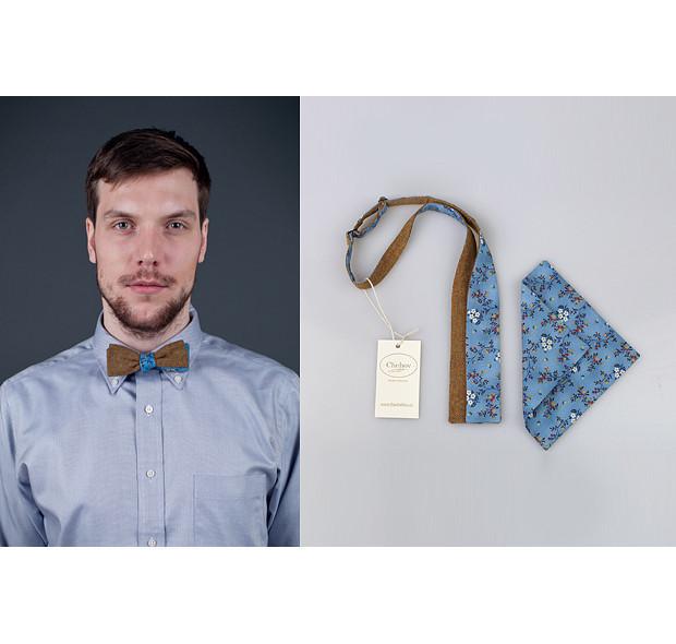 Московская марка Chehov выпустила новую коллекцию бабочек и галстуков. Изображение № 15.