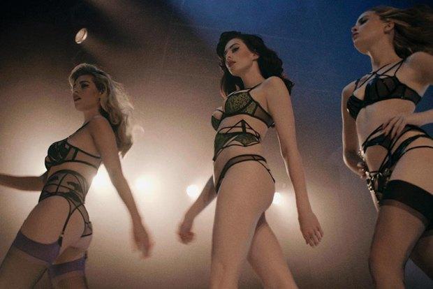 Agent Provocateur сняли новое видео к осенней коллекции. Изображение № 4.
