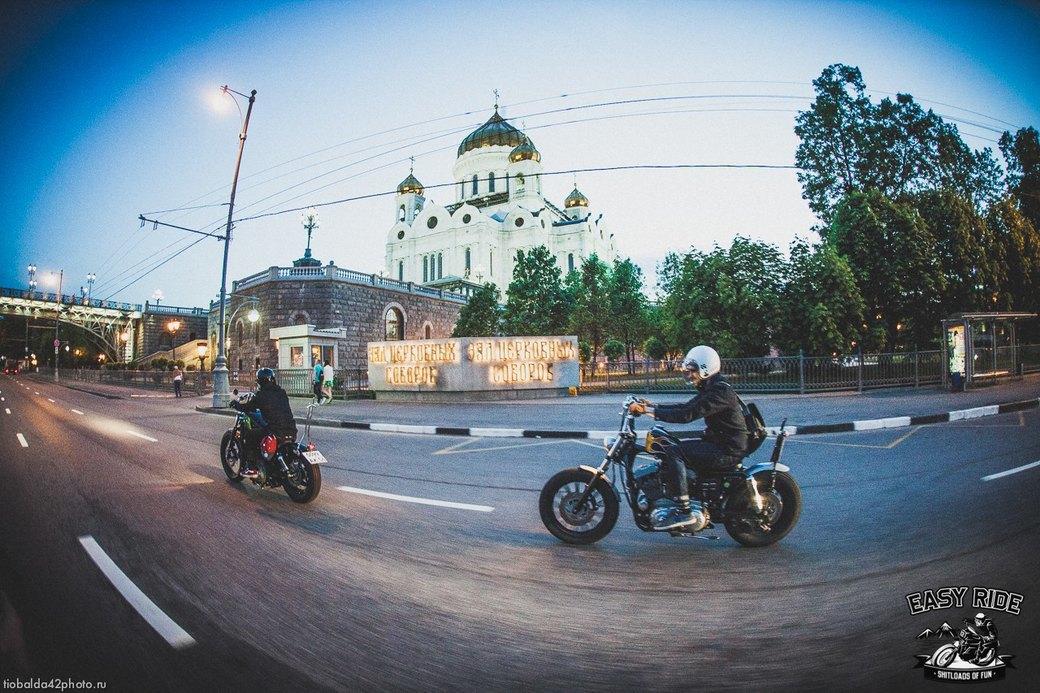 Easy Ride: Новый сезон проекта и видео с ночного заезда. Изображение № 15.