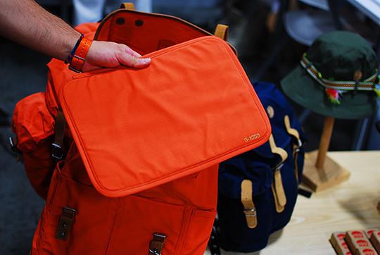 Шведская марка Fjällräven представила новые рюкзаки и сумки. Изображение № 5.