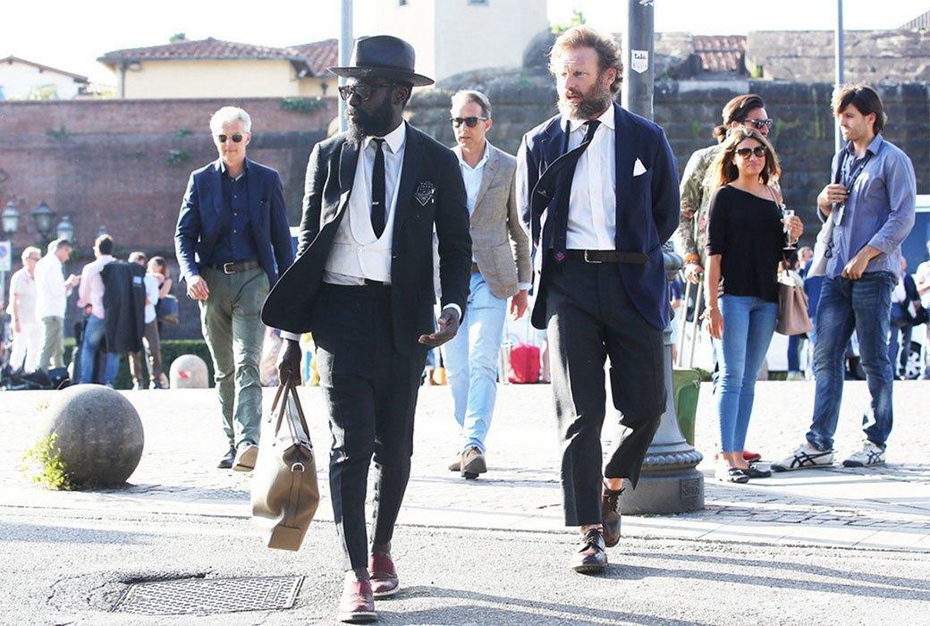 Кто на самом деле стоит за трендами Pitti Uomo: Обзор неочевидных тенденций выставки. Изображение № 1.