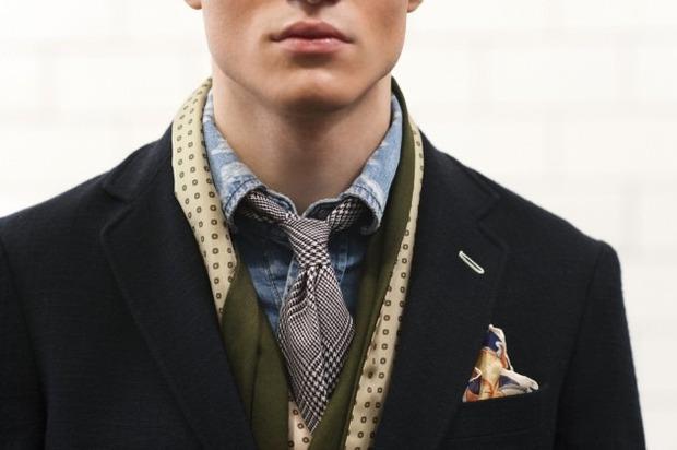 Марка Gant Rugger опубликовала второй лукбук осенней коллекции одежды. Изображение № 13.