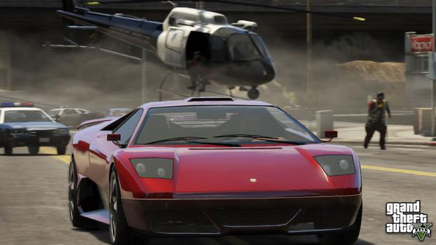 Опубликованы новые скриншоты игры GTA V. Изображение № 2.