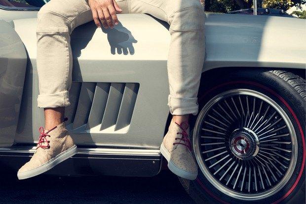 Марка Del Toro выпустила лукбук весенней коллекции обуви. Изображение № 4.