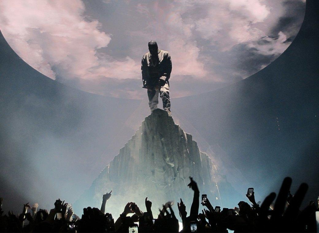 Я — бог: Как Канье Уэст завоёвывает мир. Изображение № 5.