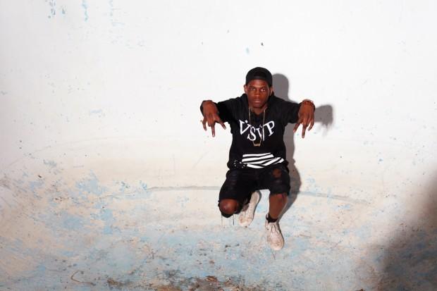 Марка Black Scale и рэпер ASAP Rocky выпустили лукбук совместной коллекции одежды. Изображение № 3.