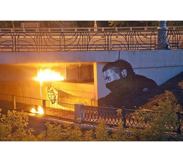 Умер уличный художник Паша 183. Изображение № 1.
