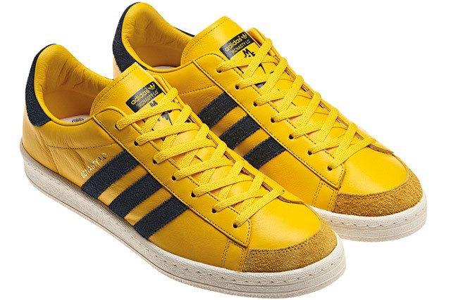 Марка Adidas и дизайнер Марк МакНейри представили совместную коллекцию одежды. Изображение № 14.